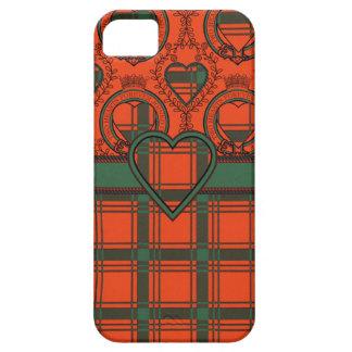 Macdonald del tartán escocés del clan de Sleate - iPhone 5 Case-Mate Carcasas