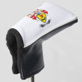MacDonald Family Crest Coat of Arms Golf Head Cover