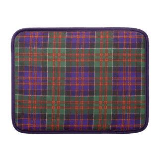 Macdonald of Clanranalld Plaid Scottish tartan MacBook Sleeve
