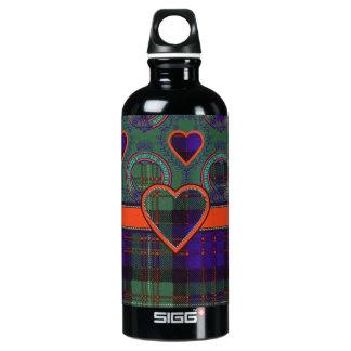 Macdonald of Glengarry  Scottish tartan Water Bottle