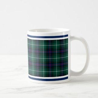 MacDonald of the Isles Clan Tartan Coffee Mug