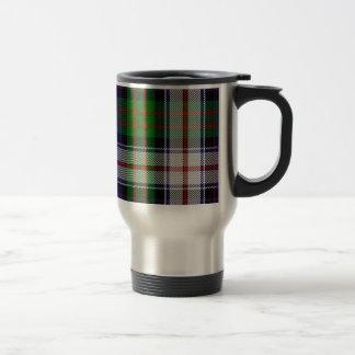 MacDonald Tartan Travel Mug