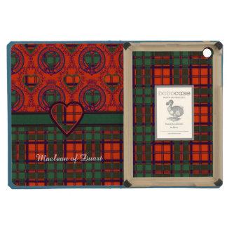 Macdonleavy clan Plaid Scottish kilt tartan iPad Mini Retina Cover