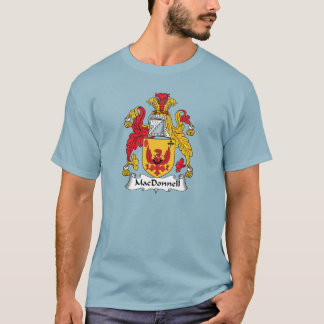MacDonnell Family Crest T-Shirt