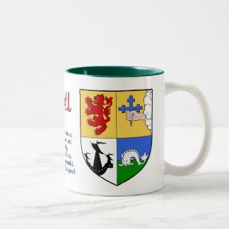 MacDonnell Family Shield Mug