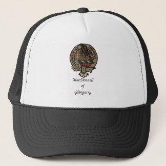 Macdonnell Of Glengarry Clan Crest Trucker Hat
