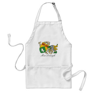 MacDonogh Family Crest Adult Apron
