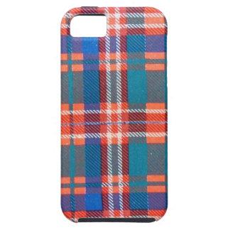 MACDOUGAL FAMILY TARTAN iPhone SE/5/5s CASE