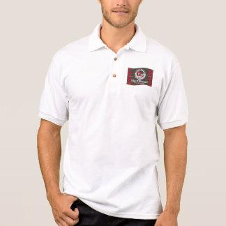 MacDougall Clan Apparel Polo Shirt