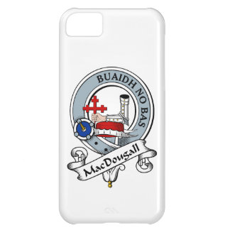 MacDougall Clan Badge iPhone 5C Cover