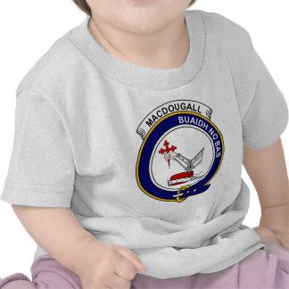MacDougall Clan Badge Shirts