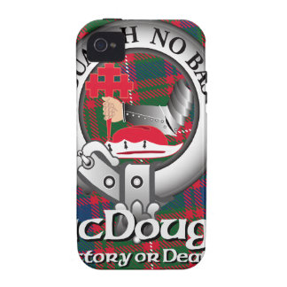 MacDougall Clan iPhone 4/4S Cases
