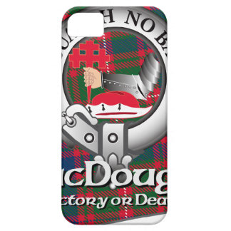 MacDougall Clan iPhone 5 Cover