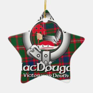 MacDougall Clan Ceramic Ornament