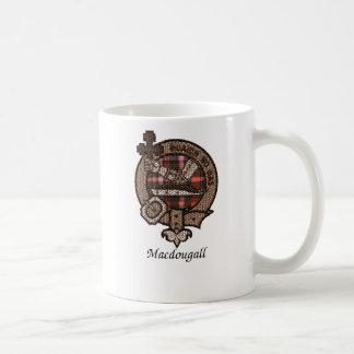 Macdougall Clan Crest Coffee Mug