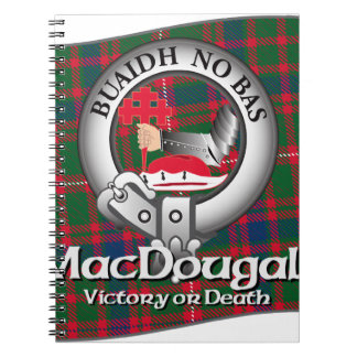 MacDougall Clan Notebooks