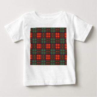 MacDougall clan Plaid Scottish kilt tartan Baby T-Shirt