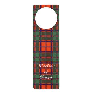 MacDougall clan Plaid Scottish kilt tartan Door Hanger