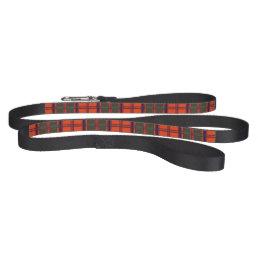 MacDougall clan Plaid Scottish kilt tartan Pet Lead