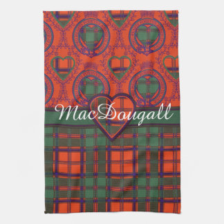 MacDougall clan Plaid Scottish kilt tartan Towel