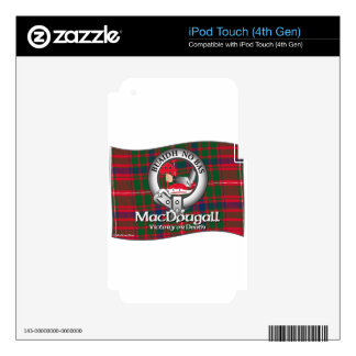 MacDougall Clan iPod Touch 4G Skin