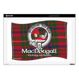 MacDougall Clan Skins For Laptops