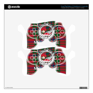 MacDougall Clan PS3 Controller Skins