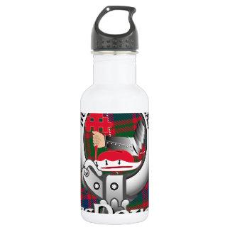 MacDougall Clan Stainless Steel Water Bottle