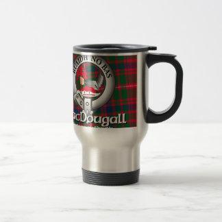 MacDougall Clan Travel Mug