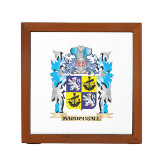 Macdougall Coat of Arms - Family Crest Pencil Holder