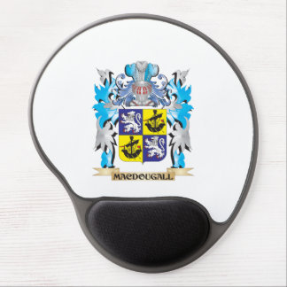 Macdougall Coat of Arms - Family Crest Gel Mouse Pad