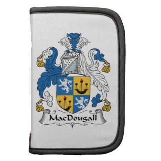 MacDougall Family Crest Organizer