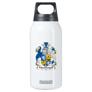MacDougall Family Crest Thermos Bottle