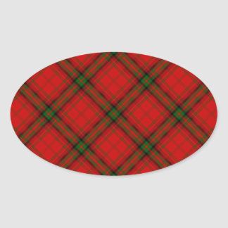 MacDougall Oval Sticker