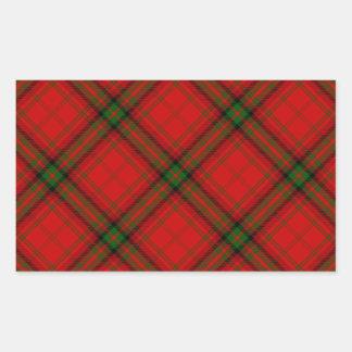 MacDougall Rectangular Sticker