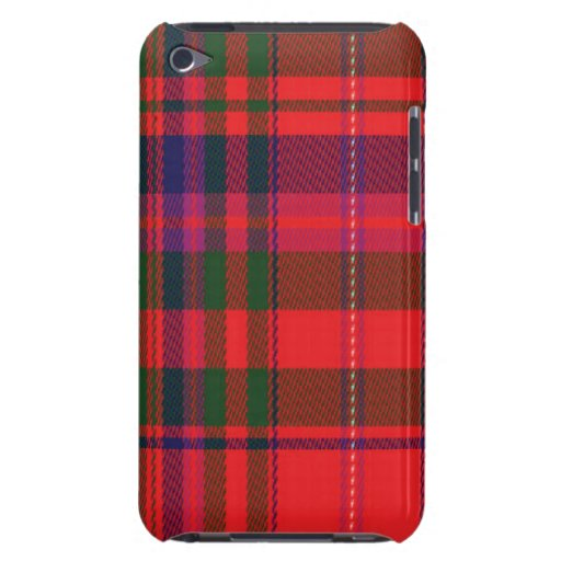 Macdougall Scottish Tartan Apple iPod Case iPod Touch Case