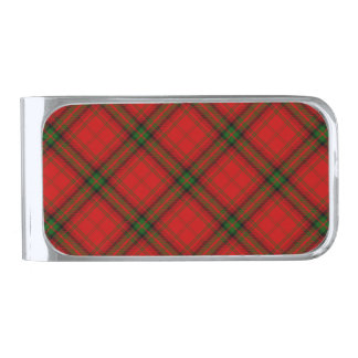 MacDougall Silver Finish Money Clip