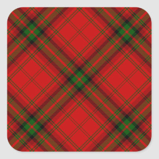 MacDougall Square Sticker