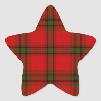 MacDougall Star Sticker