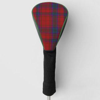 MacDougall Tartan Plaid Driver Cover Golf Head Cover
