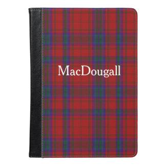 MacDougall Tartan Plaid iPad Air Folio