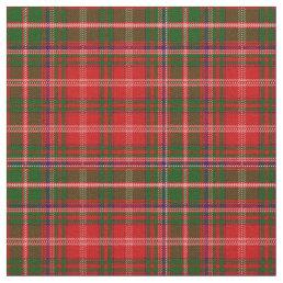 MacDougall Tartan Print Fabric