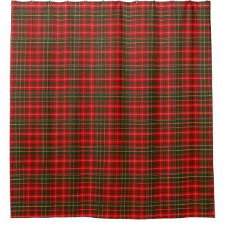MacDougall Tartan Shower Curtain