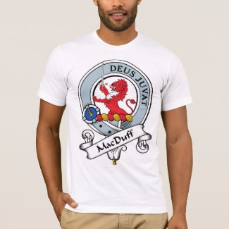 MacDuff Clan Badge T-Shirt