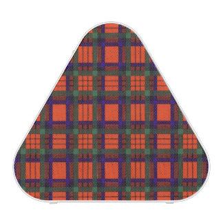 Macduff clan Plaid Scottish tartan Bluetooth Speaker