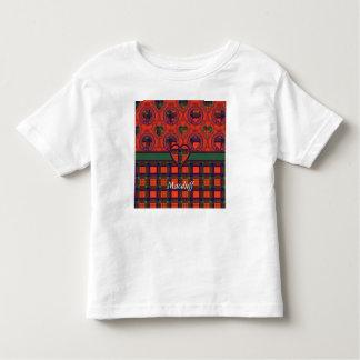 Macduff clan Plaid Scottish tartan T Shirt
