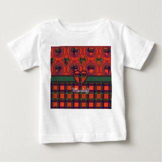 Macduff clan Plaid Scottish tartan T Shirts