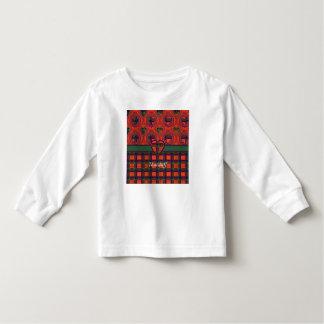 Macduff clan Plaid Scottish tartan T-shirt