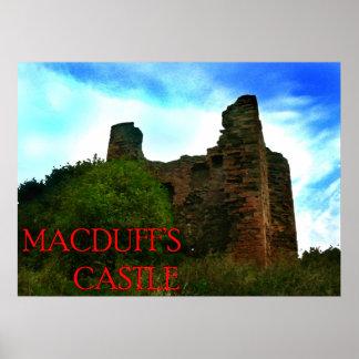 macduff's castle poster
