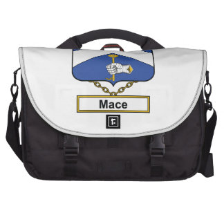 Mace Family Crest Bags For Laptop